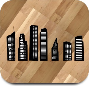 protezione legno skyline