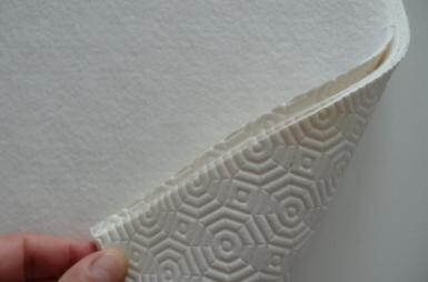 Mollettone tessuto specialista protezioni tavoli e parquet - Mollettone per stirare sul tavolo ...
