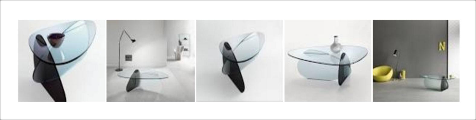Tavolini design tavoli e parquet protezioni trasparenti - Tappeti trasparenti per parquet ...
